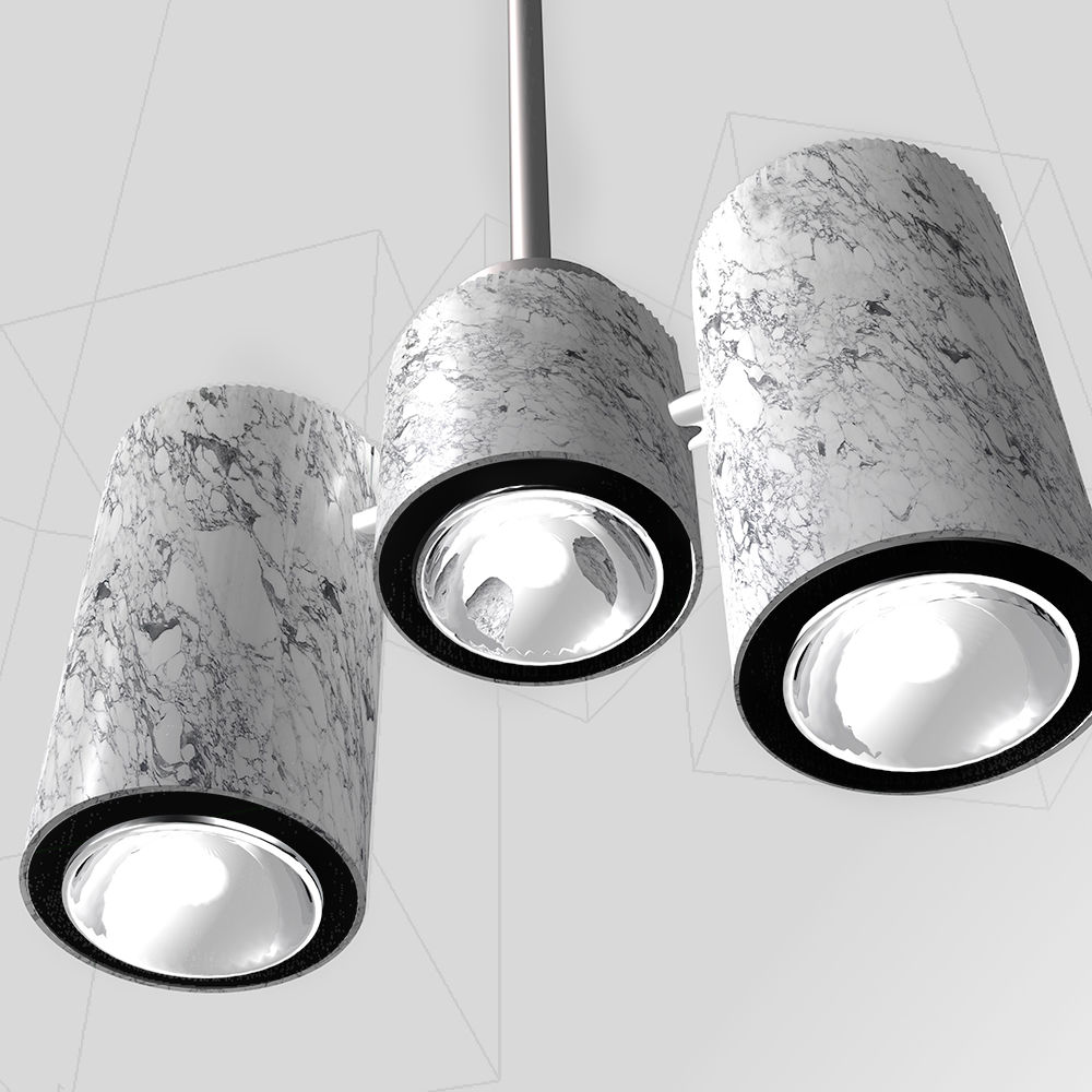 Lampadario design 01