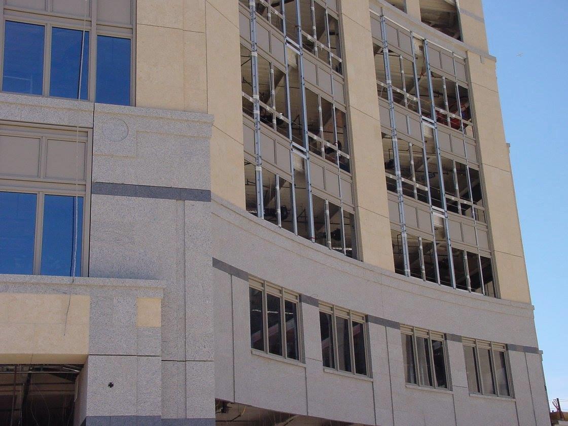 Rivestimento Palazzo 1, rivestimenti esterni in marmo